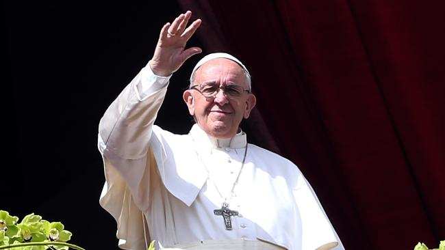 Pope Francis receives mixed reception to Lords Prayer amendment