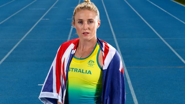 Australian athlete Sally Pearson will be the star of the Aussie athletics team.