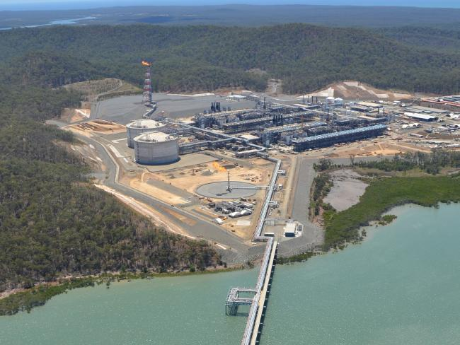 Harbour has shown it sincerely wants Santos and its assets. Picture: warepics.com.au