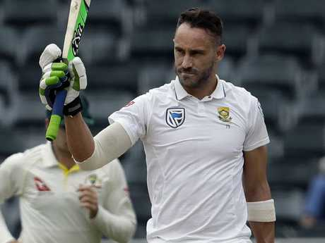 Patient Proteas Bat Aussies Out of Wanderers Test