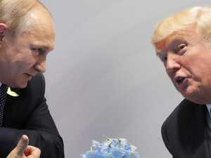 Trump soft on Putin
