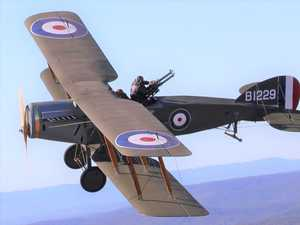 Soar into history with Great War Flying Display 2018