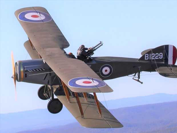 TAVAS Great War Flying Display 2018 will be held on Saturday, April 21 and Sunday, April 22 at the Caboolture Airfield (YCAB), Aerodrome Road, Caboolture.