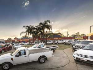 Massive car yard on market as dealer weighs up options