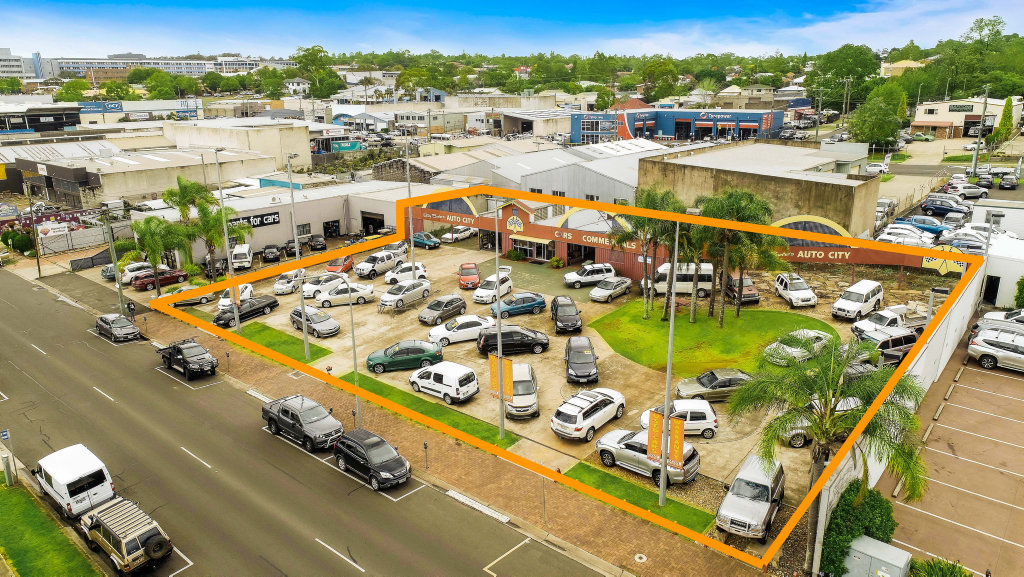 FOR SALE: Car dealer Billy Bunter has put his massive yards and showroom on the market for $2.25 million, as the Toowoomba businessman weighs up his options.