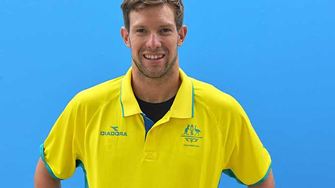 SET TO MAKE SPLASH: Sunshine Coast swimmer Daniel Fox was selected to represent Australia at the Commonwealth Games on the Gold Coast.