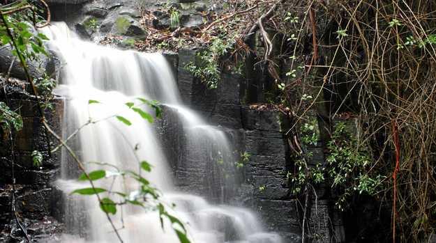 Mapleton Falls.Photo: Jason Dougherty / Sunshine Coast Daily