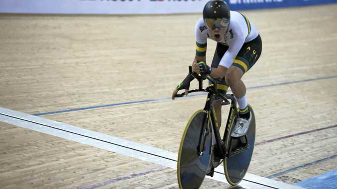 Australian Cycling Academy member Kelland O'Brien is gearing up to debut at the Commonwealth Games.