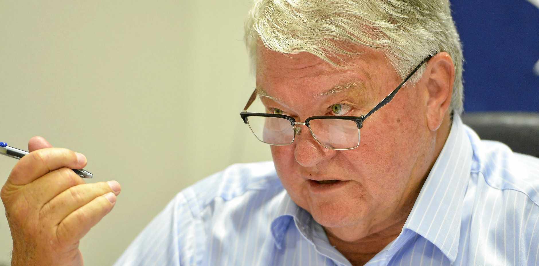 COAL-BLOODED: Ken O'Dowd has confirmed he is part of the pro-coal Monash Forum.