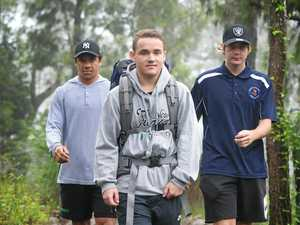 Back on track: From detention and suspension to Kokoda Track