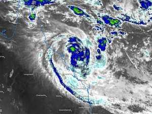 Uncertainty as TC Iris keeps the rain coming