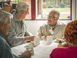 New friends chat for old and young