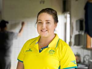 Lara hangs in to savour Games reward