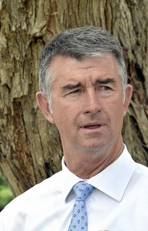 LNP Deputy Leader Tim Mander