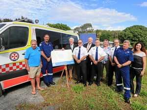 Paramedics relieved with new ambulance station for Coast