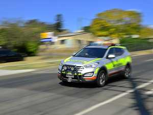 Man crashes car into tree in Tiaro