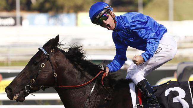 Kementari is favourite for the Doncaster Mile at Royal Randwick on Saturday. Picture: AAP