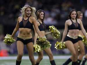 Creepy lengths to control cheerleaders