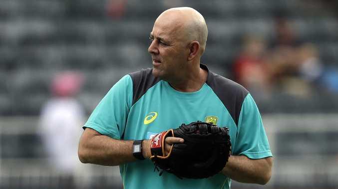 Darren Lehmann has stepped down as Australia coach.