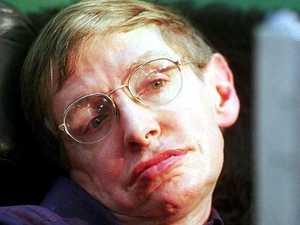 Hawking's generous final gift