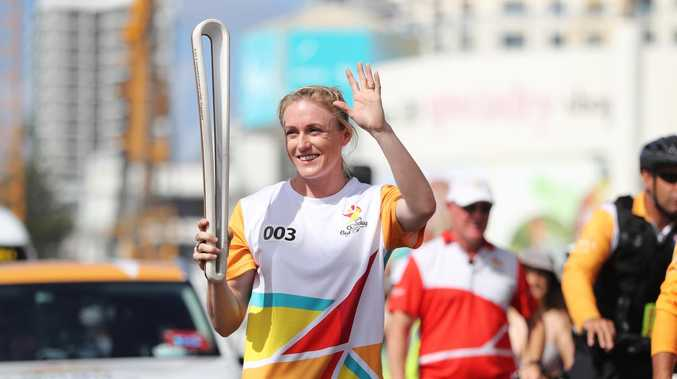 Sally Pearson's Comm Games may be over