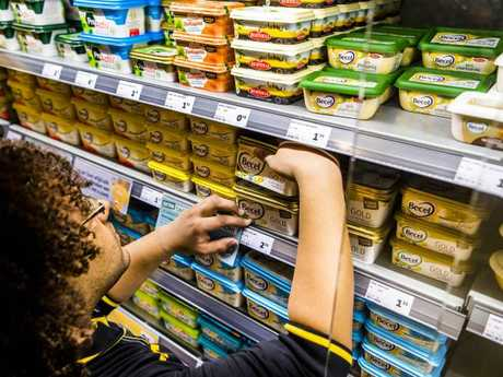 We should really start cutting back on our use of margarine. Picture: Marco de Swart/AFP