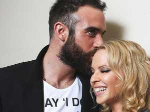 Kylie Minogue's ex-fiance: 'f**k it, let go'