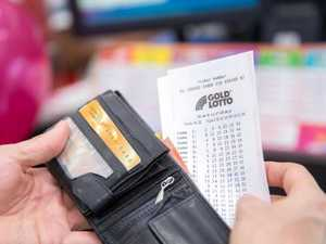 Officials yet to find Toowoomba's millionaire winner