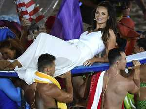 Weirdest moments from the Games' Opening Ceremony