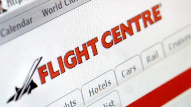Flight Centre first-half profit dives 74%