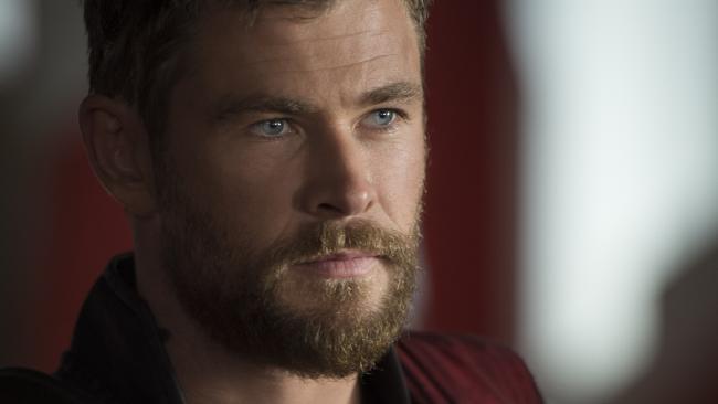 Chris Hemsworth, aka the god of thunder or box office king.