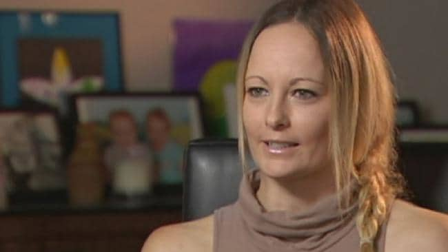 Perth mum Danika Jones says she was badly burnt when her  Thermomix exploded.