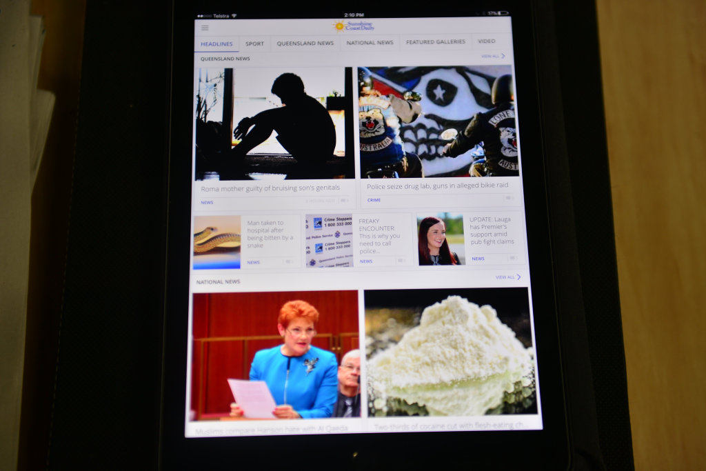 There's some many great ways to read your news with a digital subscription.
