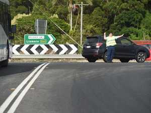 Third crash in two weeks at this Bruxner Hwy spot