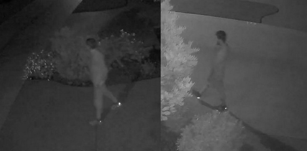HELP CATCH THIEF: Do you know this person? The individual is wanted by police over a series of break-ins in Tinana.