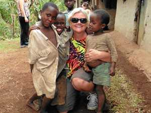 Help sick in Africa by winning prizes