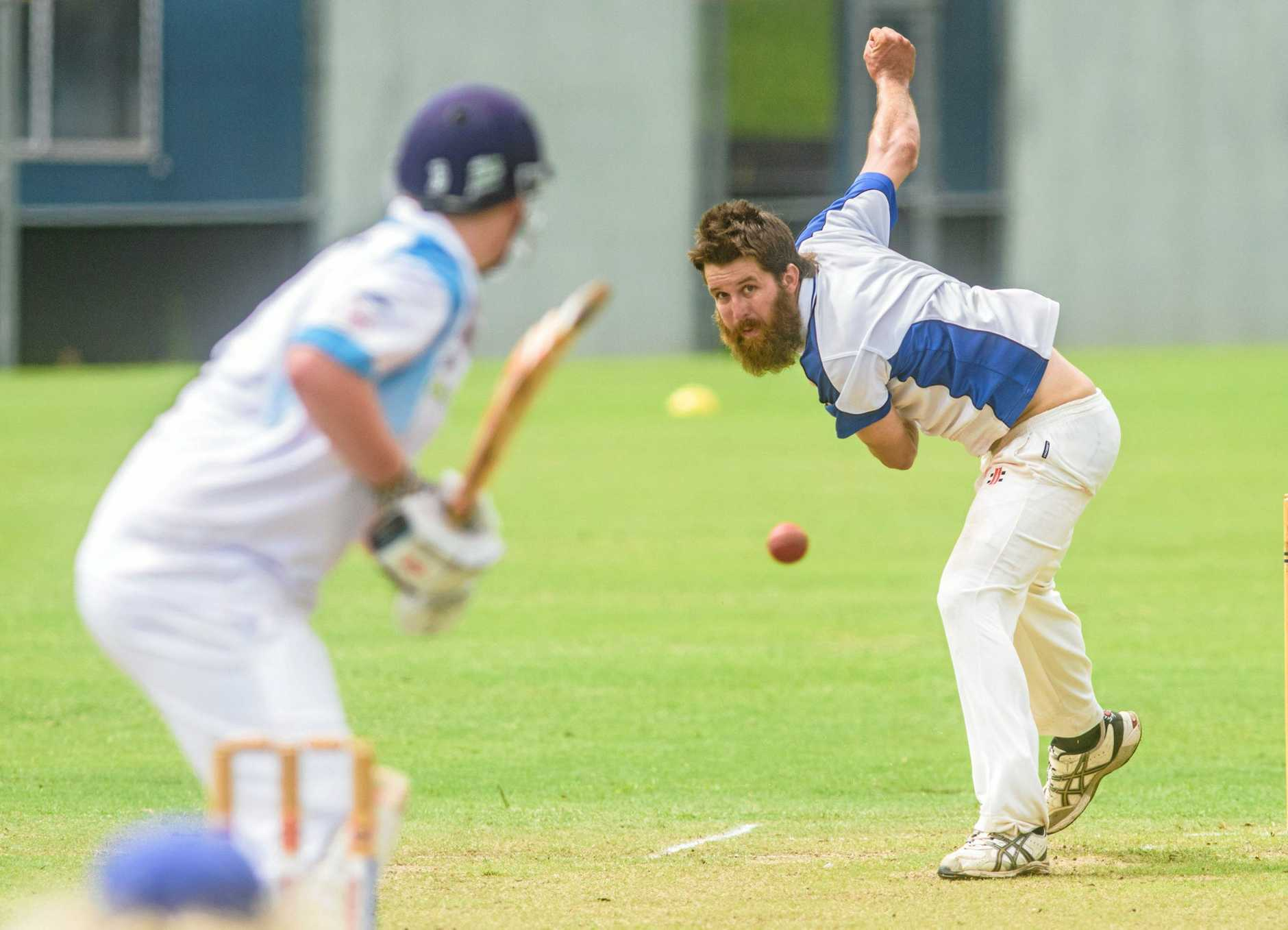 Brad Chard took five wickets for Tucabia against Coutts Crossing