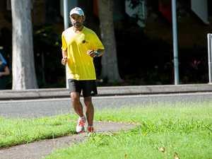 Charity runner puts spotlight on Woopi
