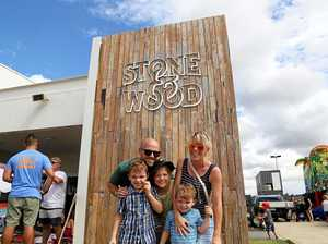 Stone and Wood opens its gates