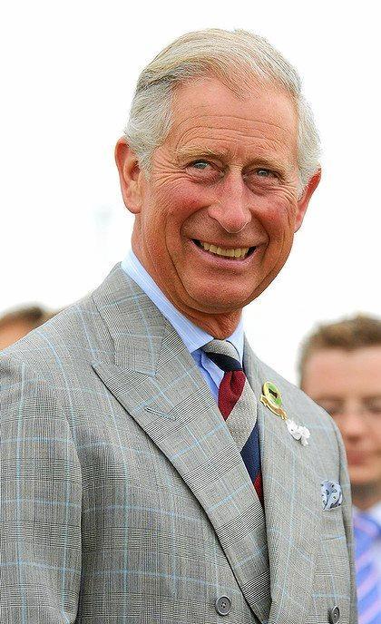 Prince Charles is in Bundy.