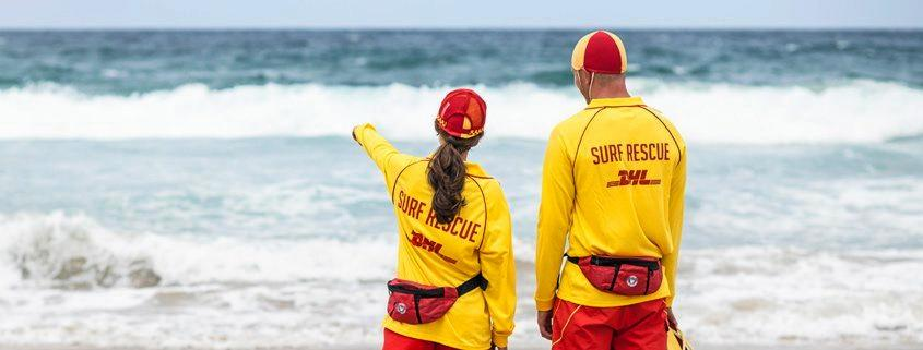 12 people were rescued from Noosa Main Beach this morning.