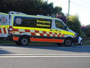 Car accident outside Coffs Harbour school