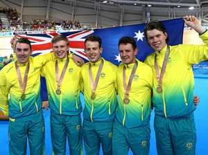 LOCAL WINS GOLD: Cyclist takes first at Commonwealth Games