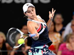 Barty continues fine form