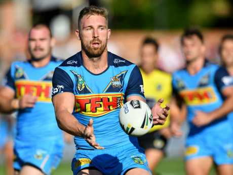 Bryce Cartwright take son his former Panthers teammates.