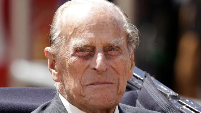 Britain's Prince Philip has recovered from hip surgery. Picture: AP