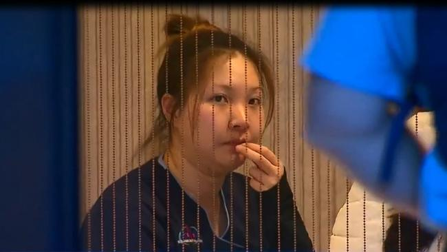 Nursing graduate Yueqiong Fu has also been charged with manslaughter after the botched breast procedure on Jean Huang, who went into cardiac arrest and later died.