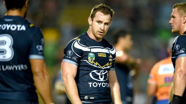 Morgan's slump is a concern for Queensland. (Alix Sweeney)