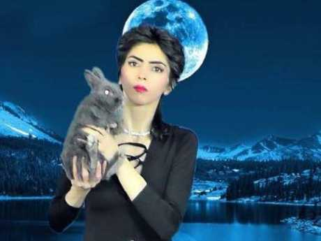 YouTube shooter Nasim Aghdam. Picture: Supplied