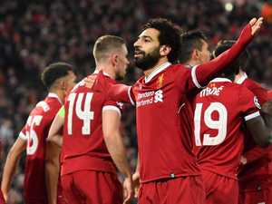 Reds smash City to grab big UCL advantage